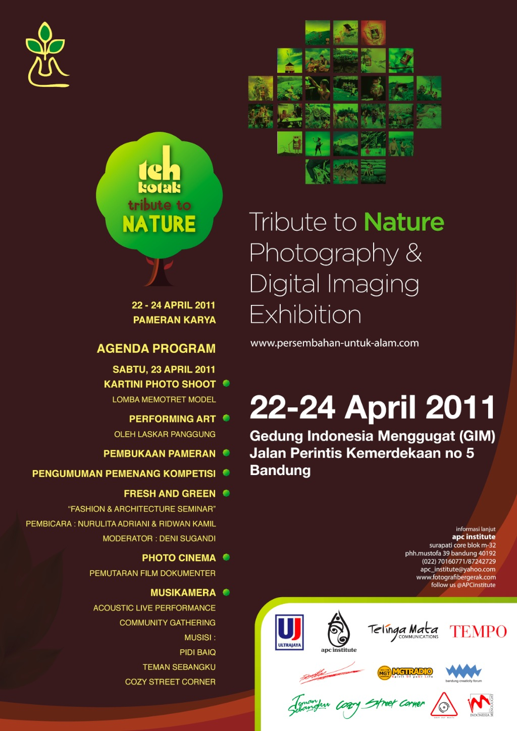 Press Release : Tribute to Nature (Photography & Digital Imaging ...